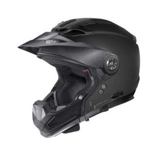 Nolan-N70-2-X-adventure-helmet-no-face-shield-side-view