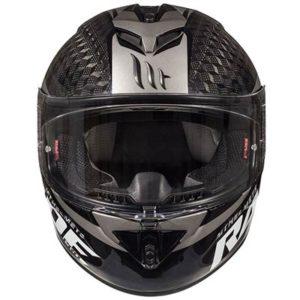 mt-rapide-pro-carbon-grey-helmet-front-view