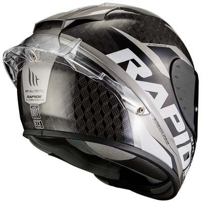 Rapide Pro sportsbike motorcycle helmet