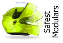 safest and best protecting modular motorbike helmets