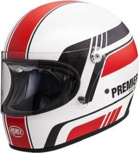 Premier trophy retro helmet BL 8 side view
