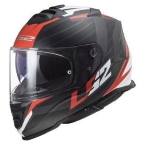 ls2 assault nerve helmet side view