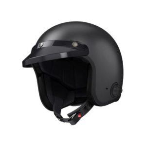 sena savage helmet with short peak