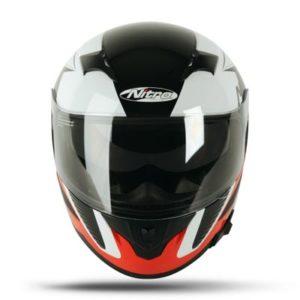 Nitro-N2300-Rift-full-face-motorbike-helmet-front-view